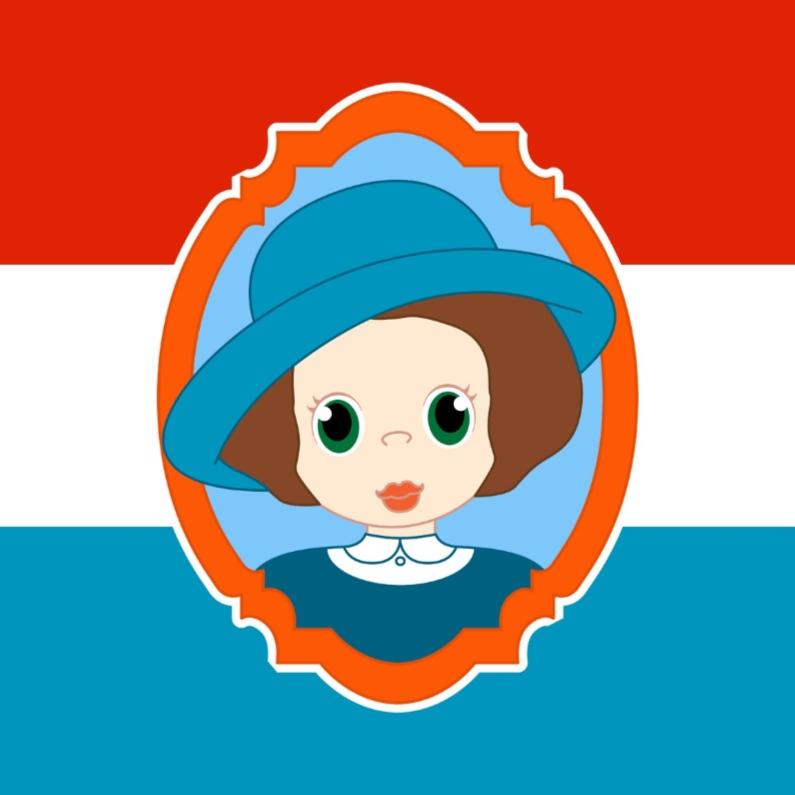 Zomaar kaarten - Prinses Beatrix