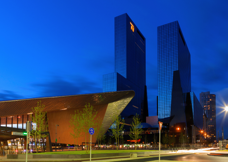 Zomaar kaarten - Rotterdam Centraal