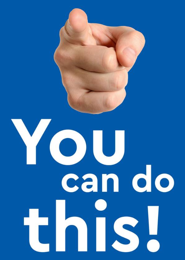 Zomaar kaarten - You can do this!