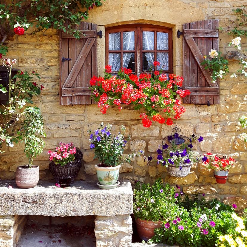 Zomaar kaarten - Zomaar landelijke bloemen