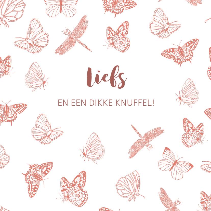 Zomaar kaarten - Zomaar vlinders