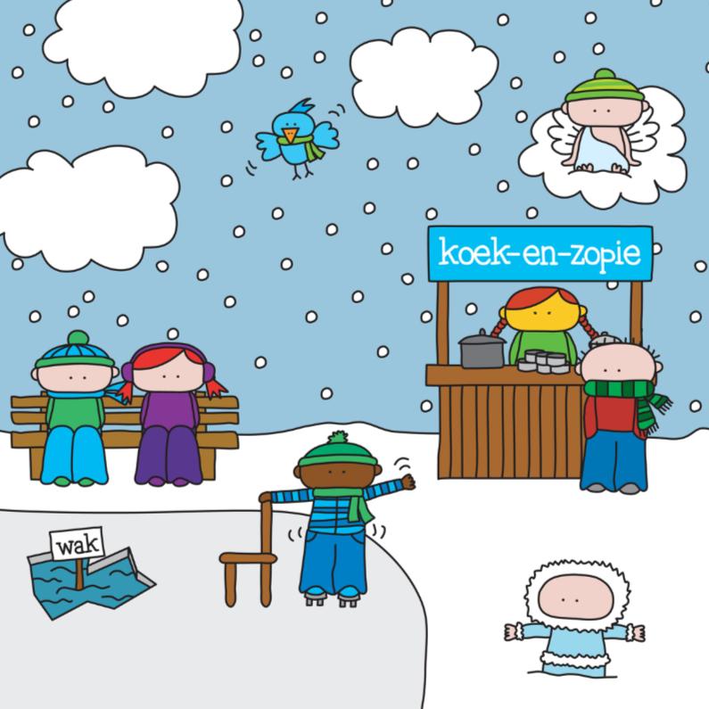 Zomaar kaarten - Zomaar Winter